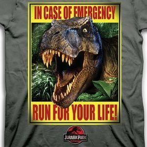 Universal Shirts & Tops - Jurassic Park Tyrannosaurus Rex Dinosaur T-Shirt